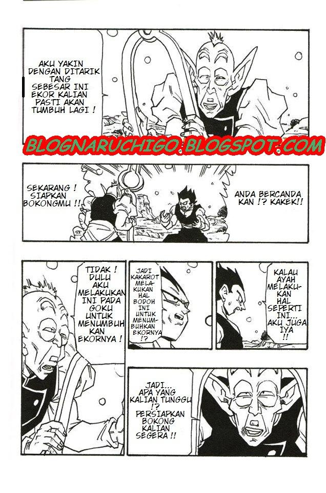 KOMIK DRAGON BALL AF(AFTER FUTURE) BAHASA INDONESIA VOL4 PAGE61-70