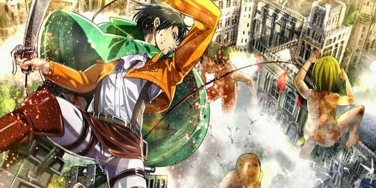 Shingeki no Kyojin, Hajime Isayama, Bessatsu Friend, Manga, Actu Manga, Classement,