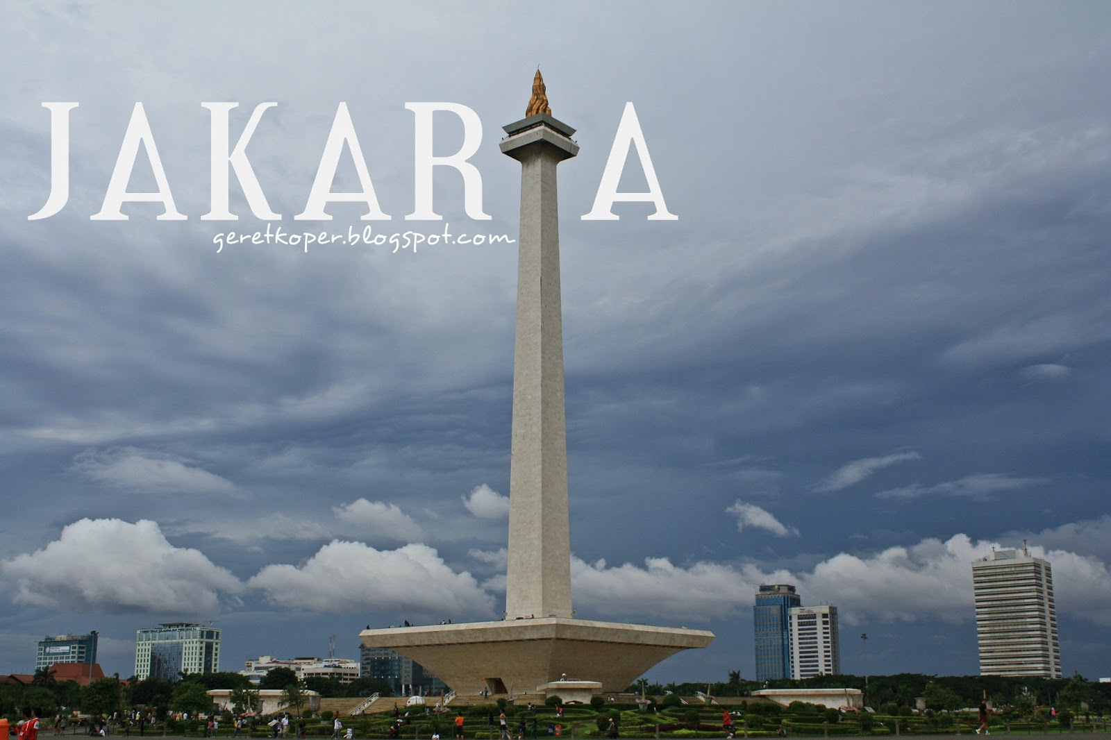 Postcard From Monas Geret Koper