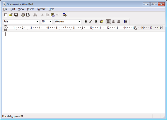 Metro Wordpad Free