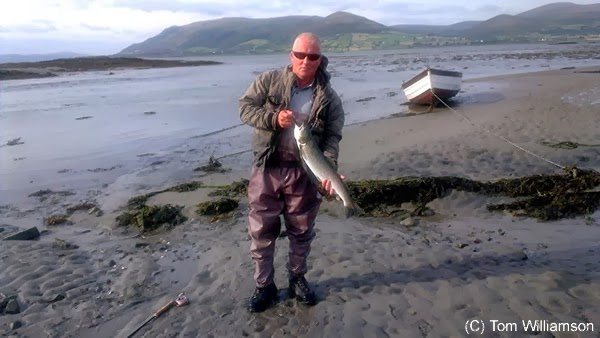 fly fishing ireland