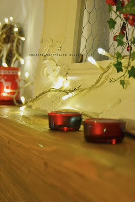 Christmas Days… & a special corner !-shabby&countrylife.blogspot.it