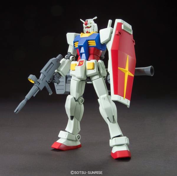 bandai gundam model kits revive gundam