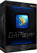 DAPlayer - Totally Free Blu-ray DVD HD Video Player Software