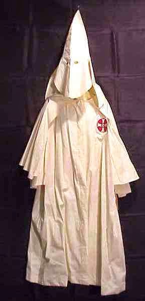 Ku Klux Klan.
