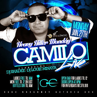 Ice Lounge, January 27, 2014