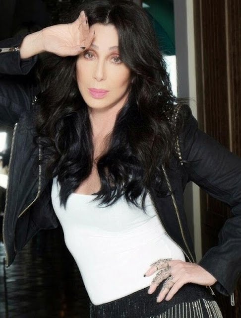 New photo of Cher - likely taken for her new album 'Closer To The Truth'
