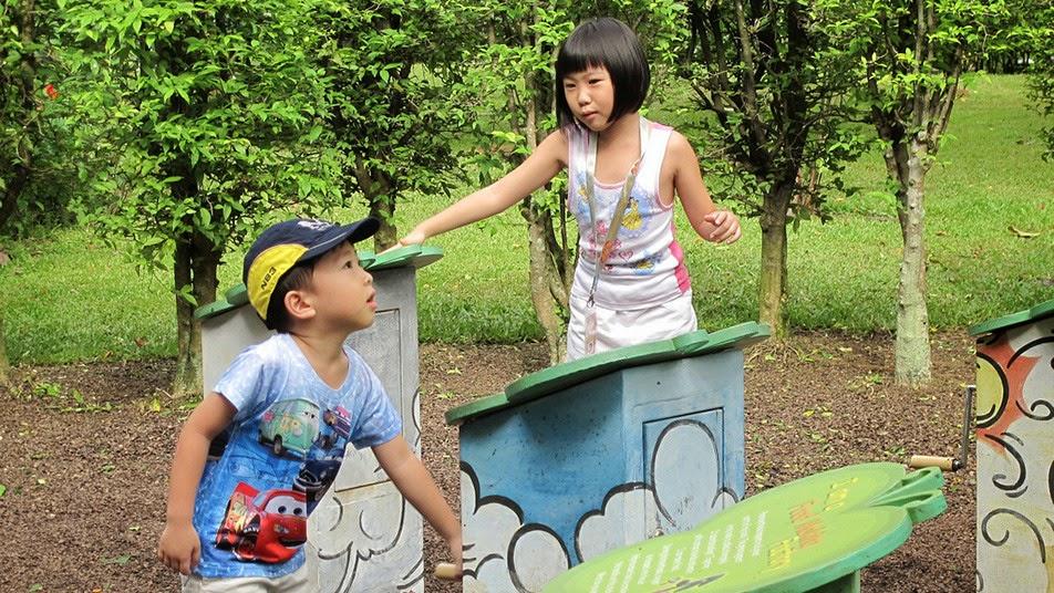 Детский ботанический сад Якоба Балласа