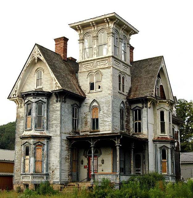 Abandoned Places For Sale In Pa: Vietnamvet68's Memories Of The Past: The Knox House