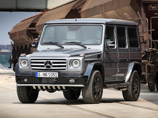 G-Class BA3 Mercedes-Benz  Final Edition 2011