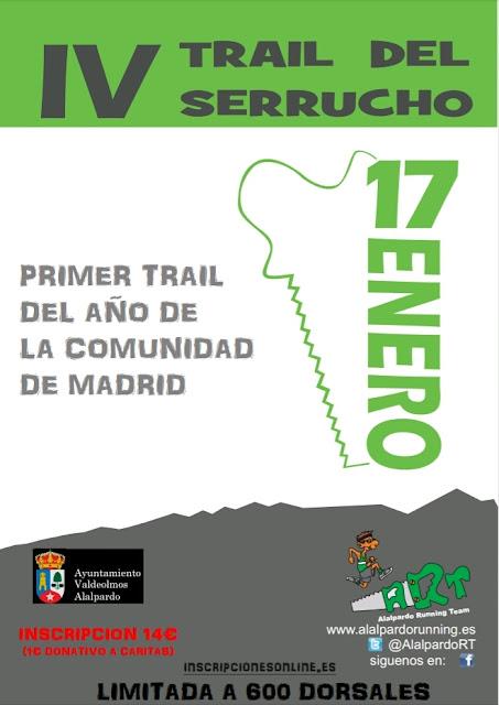 IV Trail del Serrucho 2016