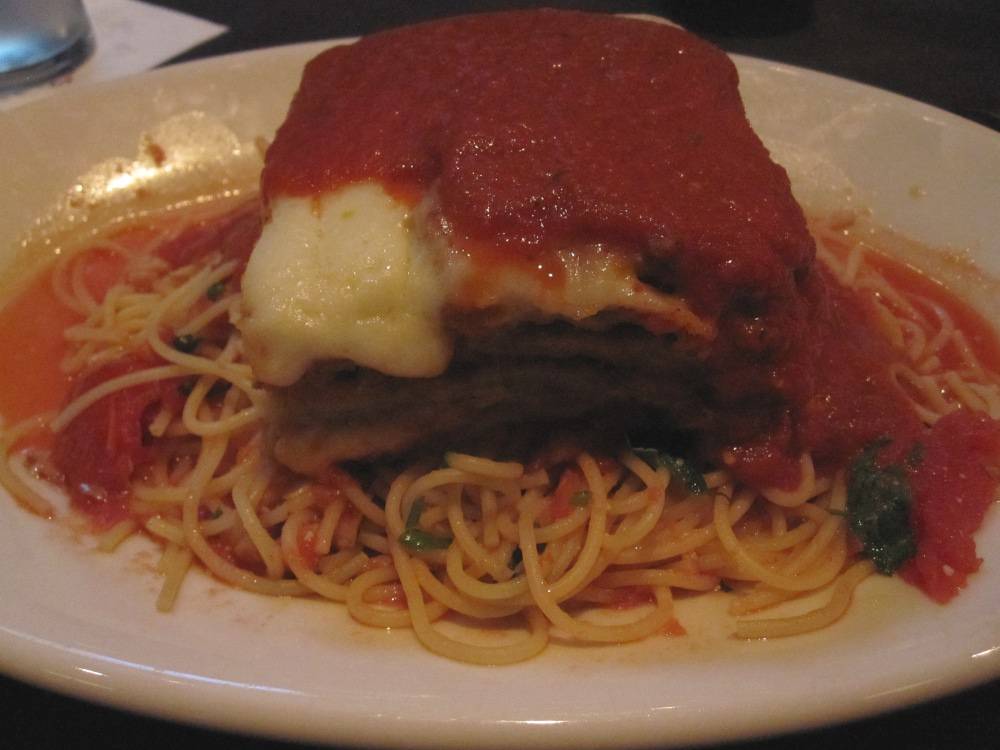 The Asian Vegetarian in Oz: Maggiano's Little Italy ...