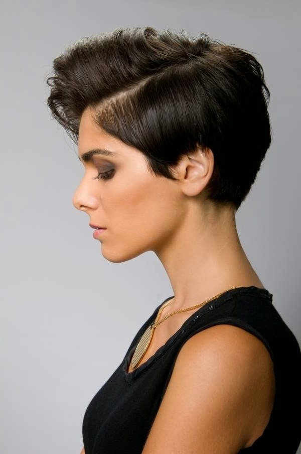 what to do with short hair in the summer