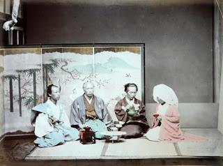 Suasana Jepang Jaman Dulu Tahun 1866