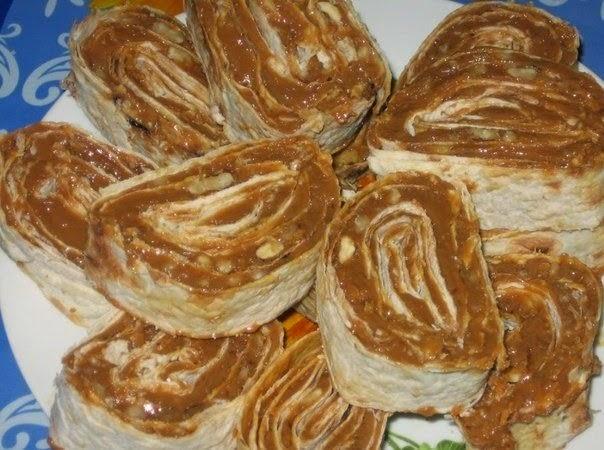 Крабовый пирог из слоеного теста рецепт