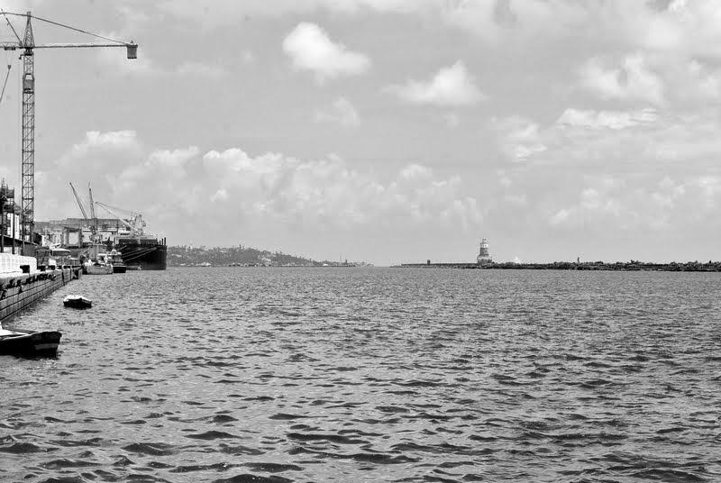Porto do Recife - o berço da cidade
