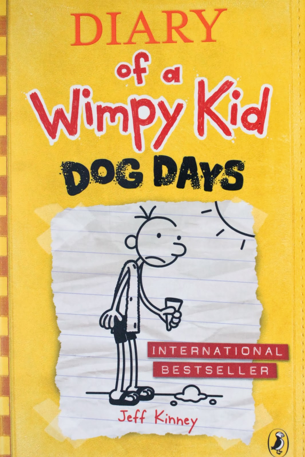 Facts About Diary Of A Wimpy Kid Dog Days
