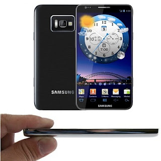 Samsung Galaxy S III to be 7mm thick, release date set in May