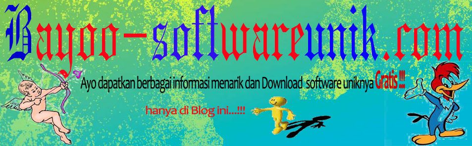 DOWNLOAD SOFTWARE UNIK GRATIS FULL VERSION