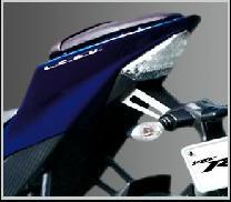 Yamaha R15 2.0 with no grab rails