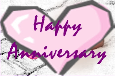 Happy Anniversary clipart