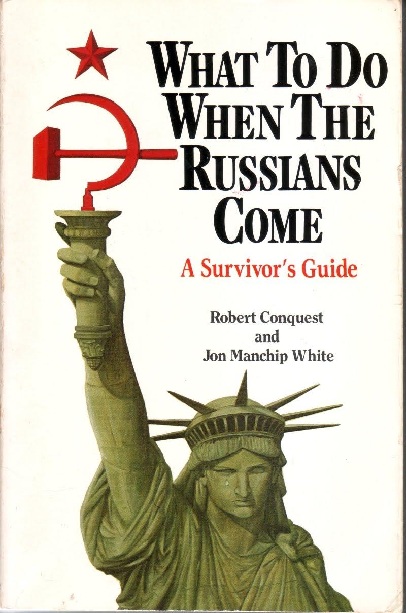 Изображение к теме о политической системе в России - что делать, если придут русские