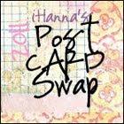 ihanna's postcard swap 2011