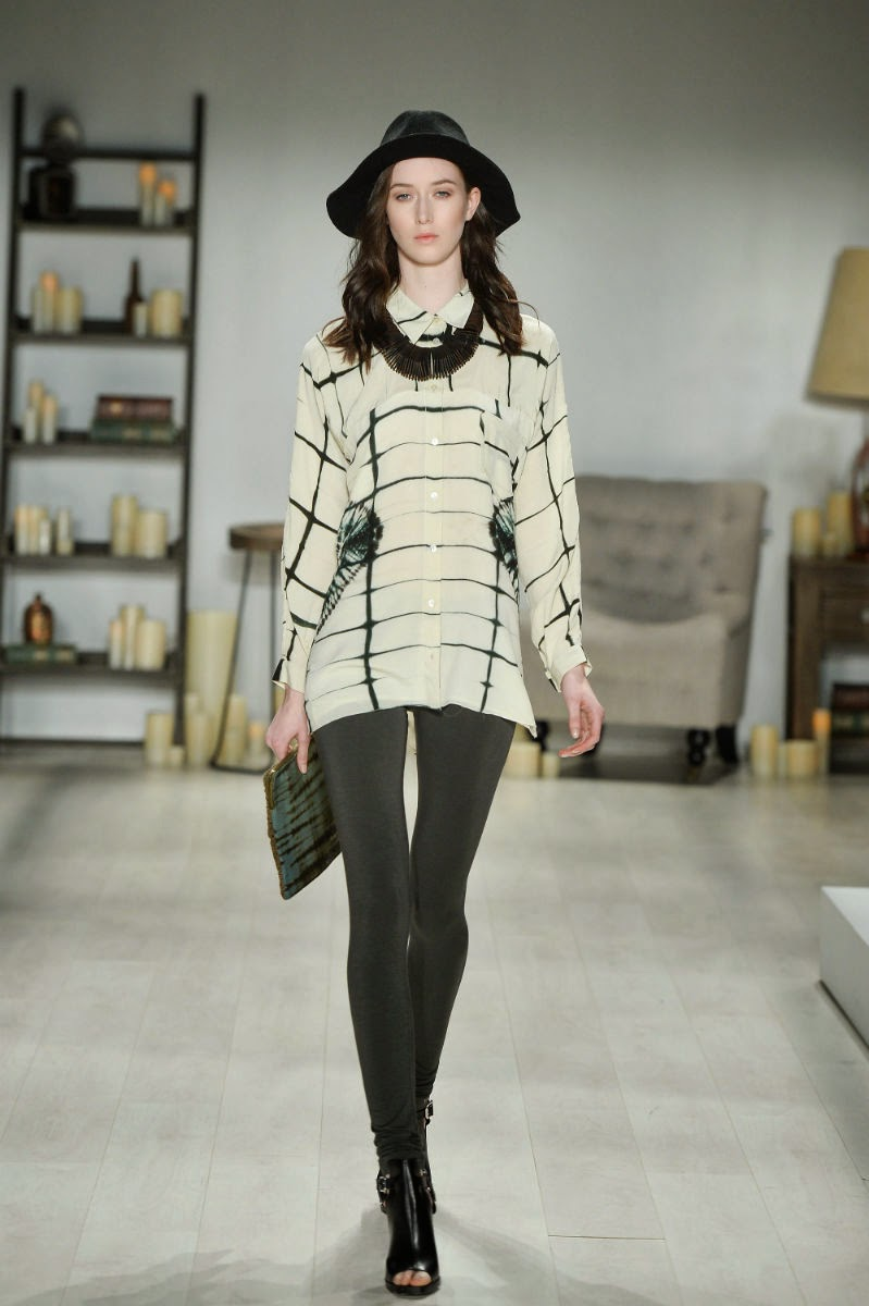 World-MasterCard-Fashion-Week, Toronto, Laura-Siegel, Fall-Winter-2014-Collection