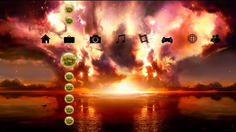 DOWNLOAD: Feu PS3 Theme