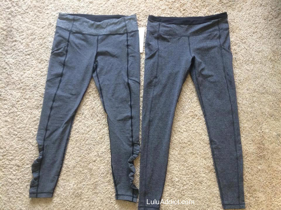 Lululemon Addict Comparison Speed Tight Iv Vs Speed