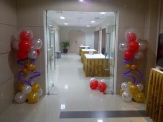 dekorasi balon R