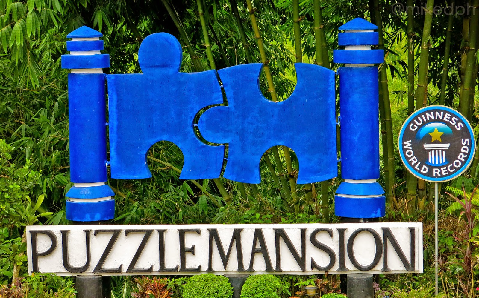 SIDE TRIP: Puzzle Mansion Tagaytay   Miked's Travel PH