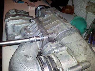 desmontar compresor M65
