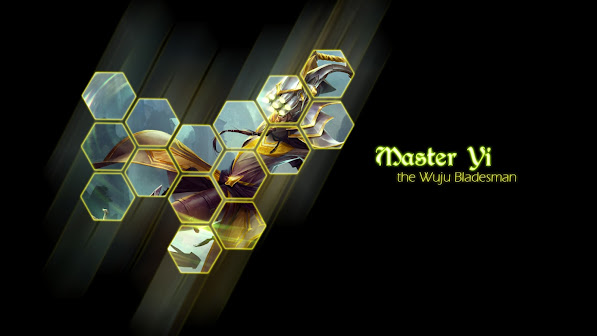 master yi league of legends game lol