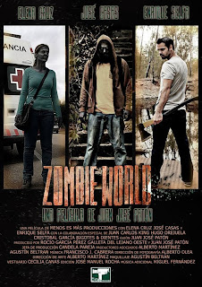 Zombie World, the Movie Poster