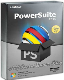 Uniblue Powersuite 2011 3.0.3.11