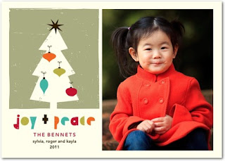 treecard Check Out Tiny Prints Christmas Cards