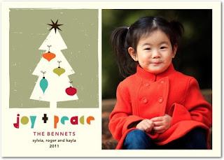 treecard Check Out Tiny Prints Christmas Cards