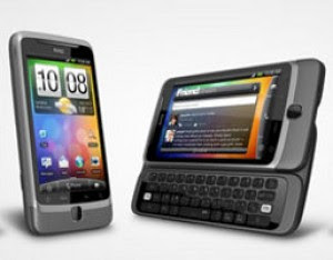 HTC Desire Z Dapatkan Update Gingerbread