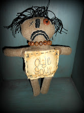 OLDE SOUL EXTREME PRIMITIVE DOLL