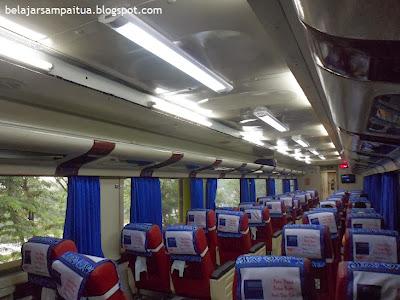 Review KA Argo Parahyangan Eksekutif