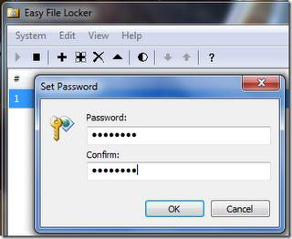 Cara Password Folder dengan Apliaksi Gratis