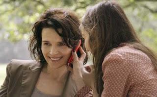 """Juliette Binoche em cena do filme """"Elles"""""""
