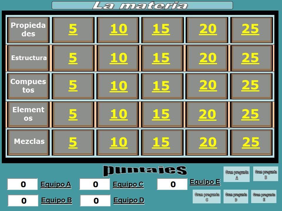 el juego permite conocer las respuestas en cada interrogante y para los docentes representa una buena estrategia para reforzar conceptos a travs del juego - Tabla Periodica Juegos Didacticos