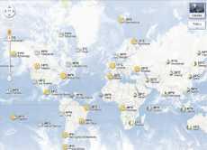 Google Maps añade información meteorológica Google Maps clima Google Maps información del tiempo Google Maps Weather