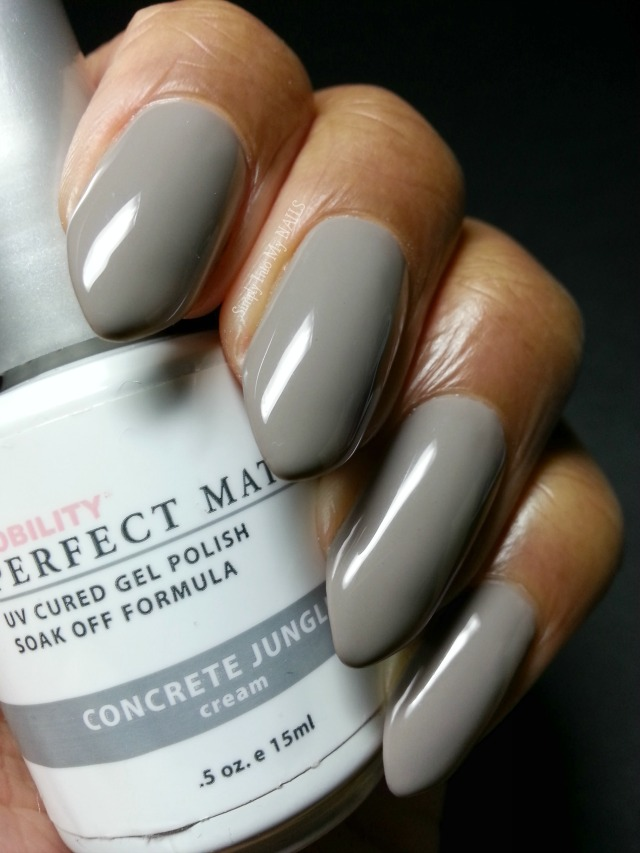 LeChat Perfect Match Concrete Jungle | Simply Into My NAILS