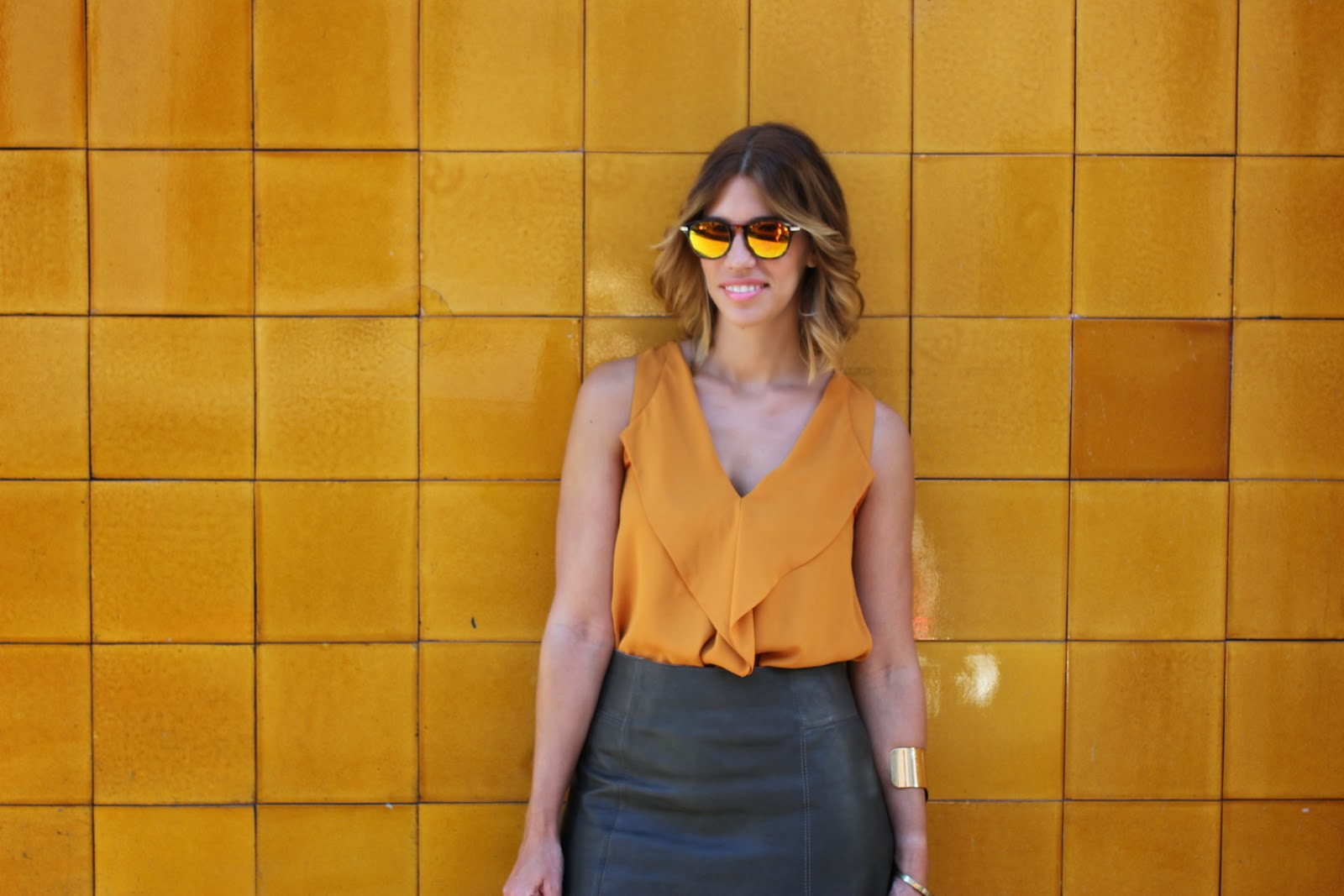 Miss trendy barcelona orange is the new black for Oficinas orange barcelona