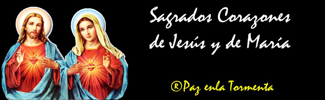 SAGRADOS CORAZONES DE JESÚS Y MARÍA