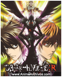 Death Note Rewrite 1