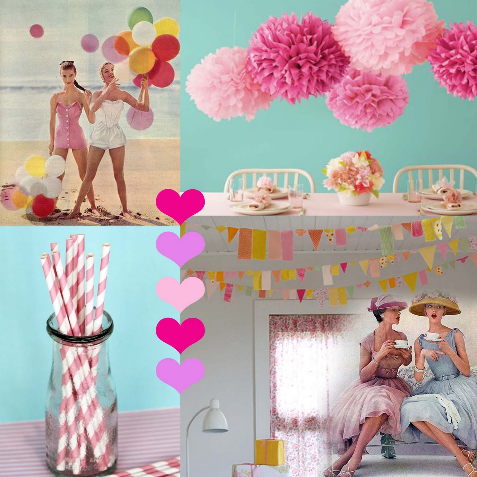 stay inspired: INSPIRE ME - party planning